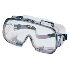 KCC138-16361 - JacksonV80 Monogoggle Vpc Safety Goggles, Clear/Bronze, Indirect Vent