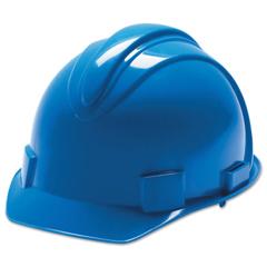 KCC138-20393 - Jackson - Charger Hard Hats, 4 Point Ratchet, Blue