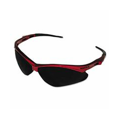 ORS138-22611 - JacksonNemesis Inferno - Red Frame/Smoke Lens