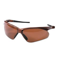 KCC138-28637 - JacksonV30 Nemesis Eyewear, Brown Polycarbon Polarized Anti-Scratch Lenses, Brown Frame