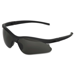 KIM138-38476 - Kimberly Clark ProfessionalV30 Nemesis S Safety Eyewear, Smoke Polycarb Hard Coat Lenses, Black Nylon Frame