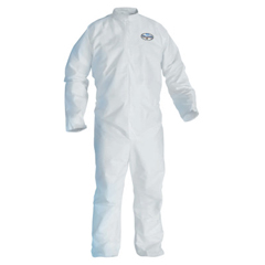 KIM138-41486 - Kimberly Clark Professional - KleenGuard® A45 Breathable Liquid/Particle Protection Coverall Shells, XL