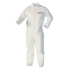 KIM138-44307 - Kimberly Clark ProfessionalKleenGuard® A40 Liquid & Particle Protection Apparel, Shell,Open Wrist/Ankles 4XL