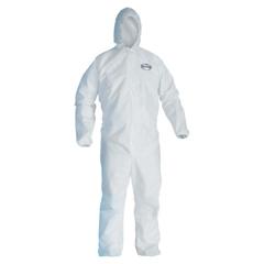 KIM138-44322 - Kimberly Clark ProfessionalKleenGuard® A40 Liquid & Particle Protection Apparel, Hood, Elastic, Med