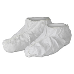KIM138-44490 - Kimberly Clark ProfessionalKleenGuard® A40 Liquid And Particle Protection Shoe Covers, Universal, White