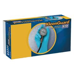 KIM138-57370 - Kimberly Clark ProfessionalKleenGuard® G10 Blue Nitrile Gloves, Cuff, Lined, X-Small