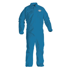 KIM138-58506 - Kimberly Clark Professional - KleenGuard® A20 Breathable Particle Protection Coveralls, 3XL, Denim Blue