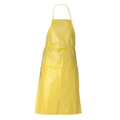 KIM138-97790 - Kimberly Clark Professional - KleenGuard® A70 Chemical Spray Protection Aprons, 44 In, Yellow