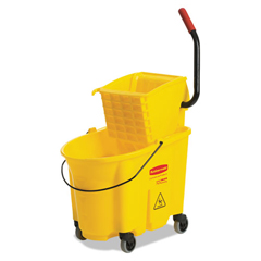 NSN3433776 - AbilityOne™ Combination Wet Mop Bucket and Wringer