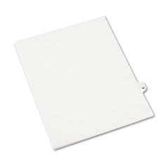 AVE01045 - Avery® Individual Legal Dividers Side Tab