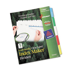 NSN4344198 - AbilityOne™ Avery® Index Divider Makers