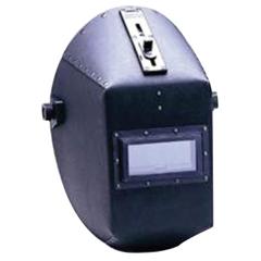 KCC138-14532 - Jackson - WH20 490P Fiber Shell Welding Helmet, Green; #10, Black, 490P, 2 In X 4 1/4 In