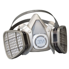 3MO142-5203 - 3M OH&ESD5000 Series Half Facepiece Respirators