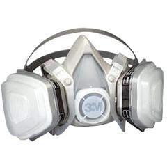 MMM53P71 - 5000 Series Half Facepiece Respirators