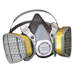 3MO142-5303 - 3M OH&ESD5000 Series Half Facepiece Respirators