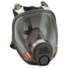 3MO142-6700 - 3M OH&ESD6000 Series Full Facepiece Respirators