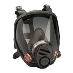 3MO142-6900 - 3M OH&ESD6000 Series Full Facepiece Respirators