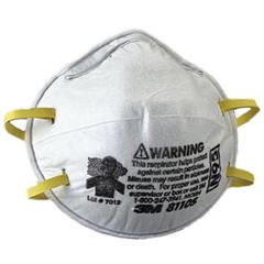 3MO142-8110S - 3MN95 Particulate Respirators