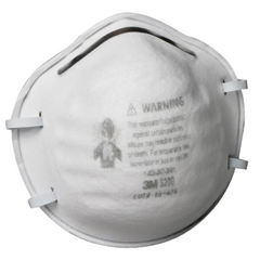 MON85111180 - 3MN95 Particulate Respirators, 80/CS