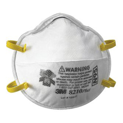 MMM8210PLUS - N95 Particulate Respirators