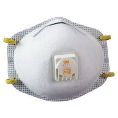 MMM8211 - N95 Particulate Respirators
