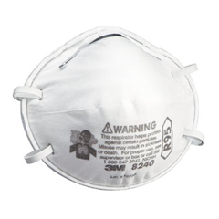 3MO142-8240 - 3MR95 Particulate Respirators