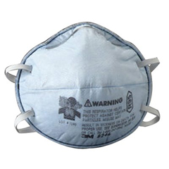 3MO142-8246 - 3MR95 Particulate Respirators