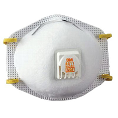 ORS142-8511 - 3MN95 Maint.Free Particulate Respirator