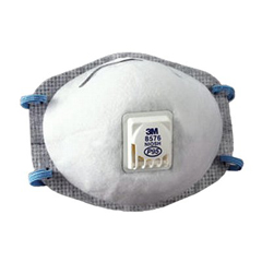 3MO142-8576 - 3M - P95 Particulate Respirators