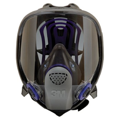 3MO142-FF-401 - 3M OH&ESD - Ultimate FX Full Facepiece Respirators