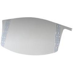 3MO142-M-926 - 3M OH&ESDVersaflo Peel-Off Visor Covers, 10EA/CS