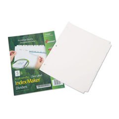 NSN6006981 - AbilityOne™ Avery® SkilCraft® Index Dividers