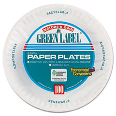AJMPP9GRAWHPK - AJM Packaging Corporation Paper Plates