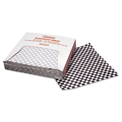 BGC057800 - Bagcraft Papercon Grease-Resistant Paper Wrap/Liners