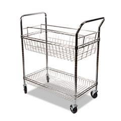ALEMC3518SR - Alera® Carry-all Cart/Mail Cart