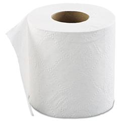 GEN238 - Standard Two-Ply Wrapped Toilet Tissue Rolls