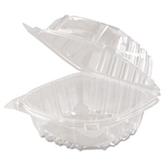 DCCC57PST1 - ClearSeal® Hinged Clear Containers