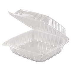 DCCC90PST1 - ClearSeal® Hinged Clear Containers