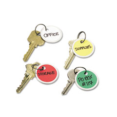 AVE11026 - Avery® Key Tags with Split Ring