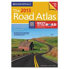 AVTRM528006223 - Rand McNally Road Atlas