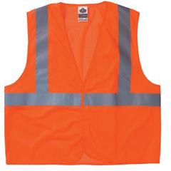 ERG150-21027 - ErgodyneGLoWEAR® 8210HL Class 2 Economy Vest