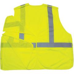 ERG150-21073 - ErgodyneGLoWEAR® 8215BA  Class 2 Breakaway Vest