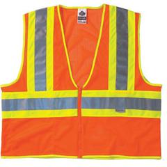 ERG150-21327 - ErgodyneGLoWEAR® 8230Z Class 2 Two-Tone Vest