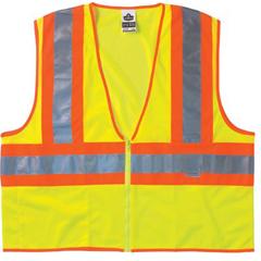 ERG150-21325 - ErgodyneGLoWEAR® 8230Z Class 2 Two-Tone Vest