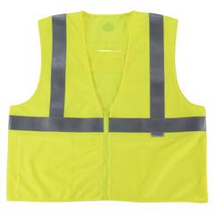 ERG150-21495 - ErgodyneGLoWEAR® 8260FRHL Class 2 Fire Resistant Modacrylic Vest