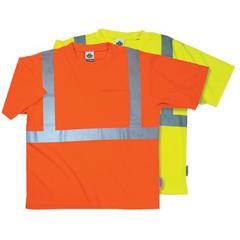 ERG150-21517 - ErgodyneGLoWEAR® 8289 Class 2 Economy T-Shirts