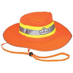 ERG150-23258 - ErgodyneGLoWEAR® 8935 Hi-Vis Ranger Hats