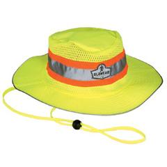 ERG150-23259 - ErgodyneGLoWEAR® 8935 Hi-Vis Ranger Hats