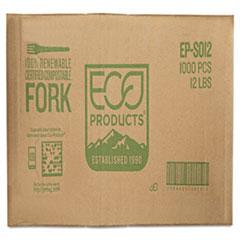 ECOEPS012 - Eco-Products® Plantware® Compostable Cutlery