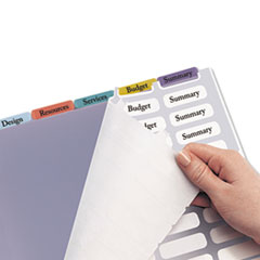 AVE11452 - Avery® Index Maker® Label Dividers
